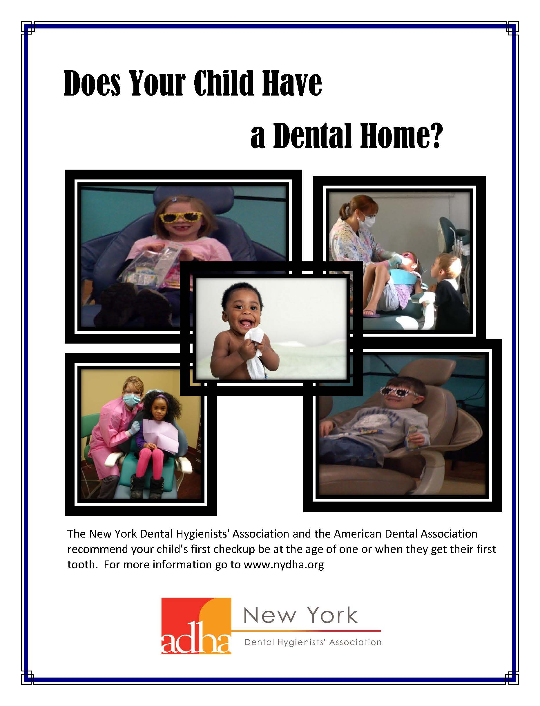 Child's Dental Home
