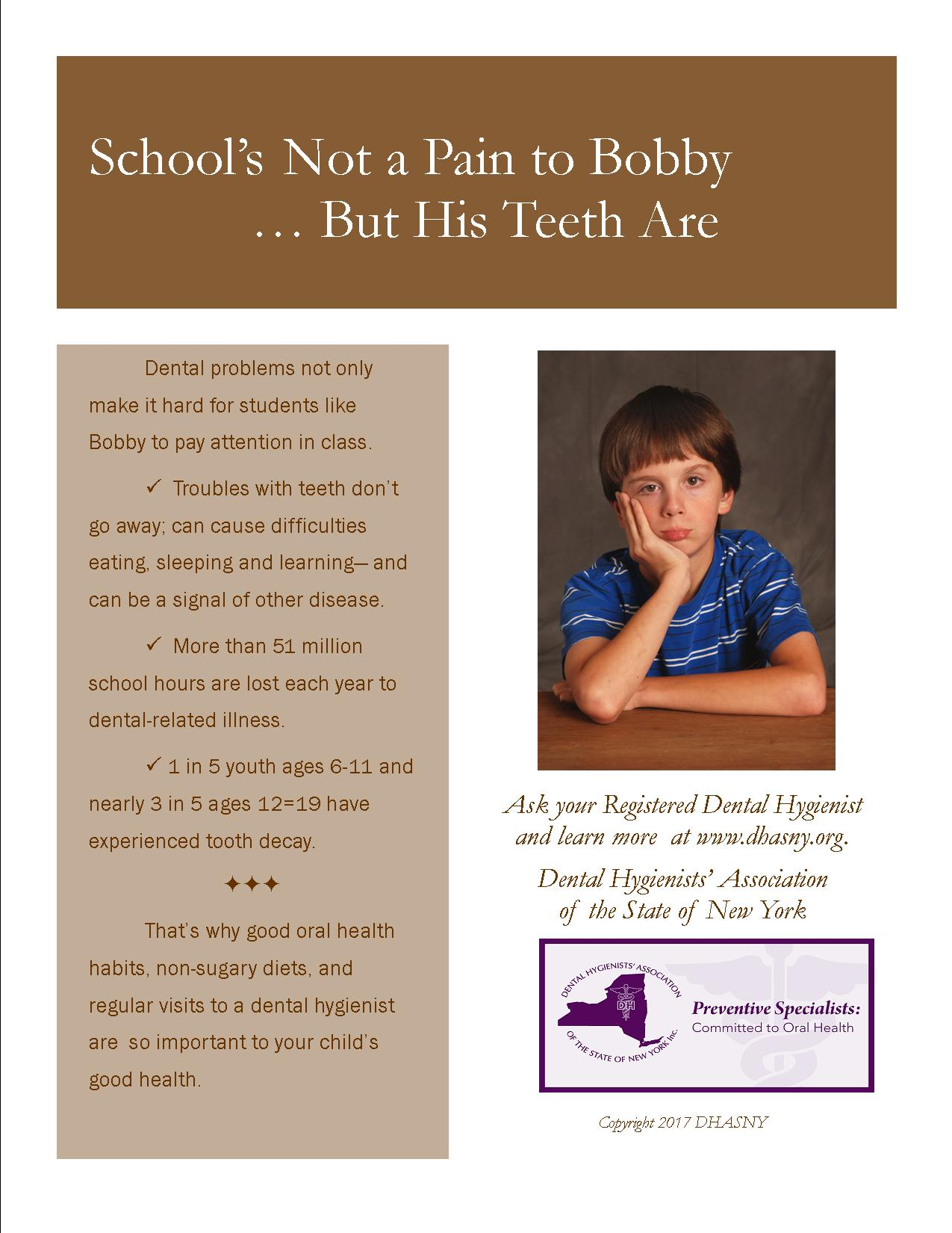 DHASNY PSA: Children's Oral Health Care